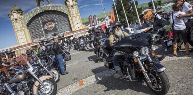 115 e anniversaire  Harley Davidson