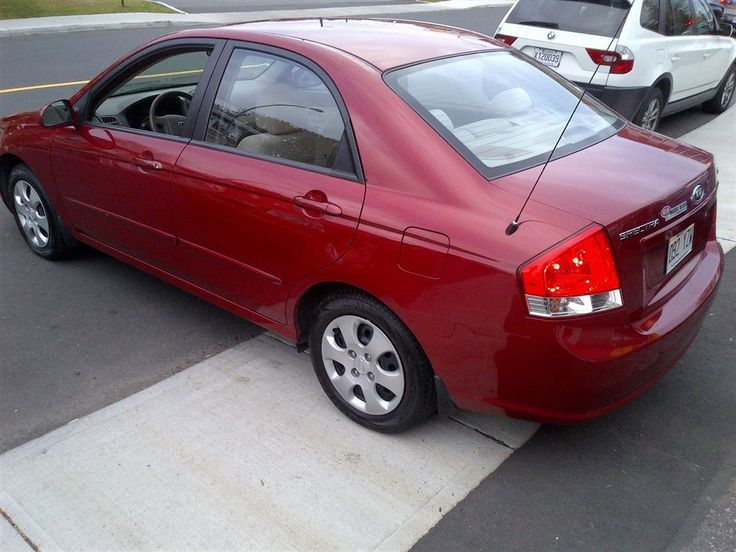 2008 Kia Spectra LX d'occasion ? Vendre | Longueuil, QC