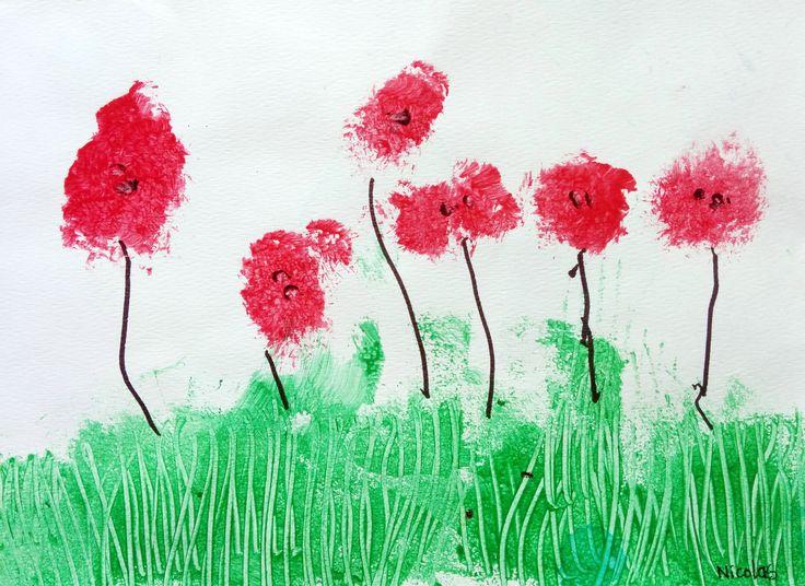 Nicolas - Poppies