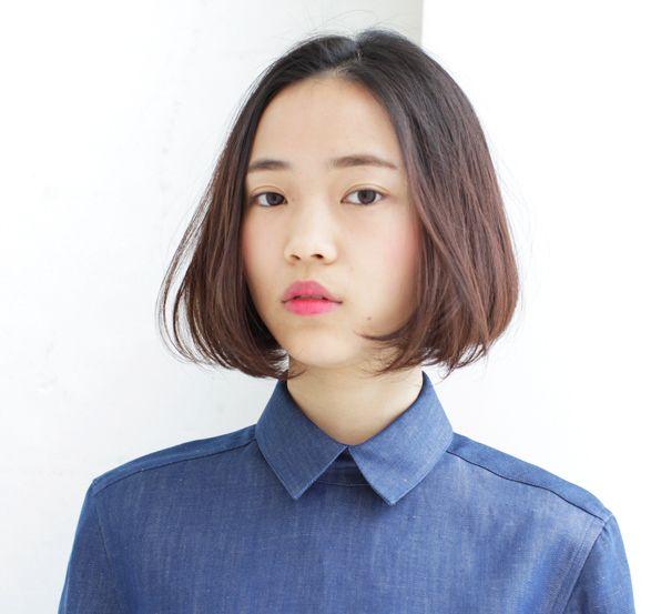 髪型/ボブ/ヘアスタイル/HAIRSTYLE