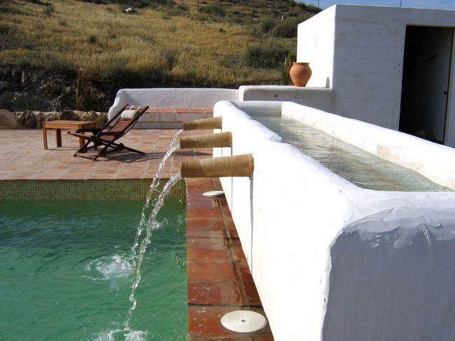 Algún día cuando visitemos el Cabo de Gata en plan relax nos alojaremos en el Cortijo Los Malenos.