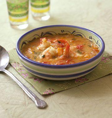 Chorba aux crevettes - Ôdélices : Recettes de cuisine faciles et originales !