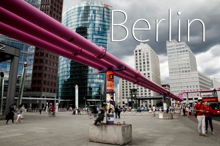 Berlin in Germany travel: tourism of German capital Berlin at heart of E...