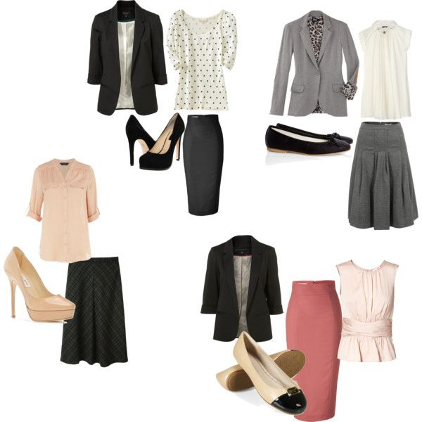 """""""Business fashion"""" by tpolfer on Polyvore"""