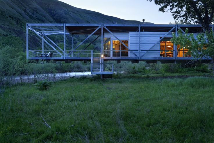 Gallery of 10 Projects That Feature Striking Steel Trusses - 19