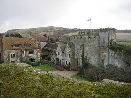 Amberley Castle Hotel, England