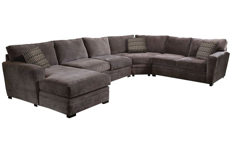 Breeze Right Arm Facing Sectional From Gardner White Furniture