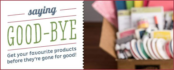 It's time to say goodbye to some old favourite stamp sets and accessories, with the new idea book and catalogue coming soon. To see what is retired and shop visit: http://www3.stampinup.com/ECWeb/ItemList.aspx?categoryid=977&dbwsdemoid=4000941