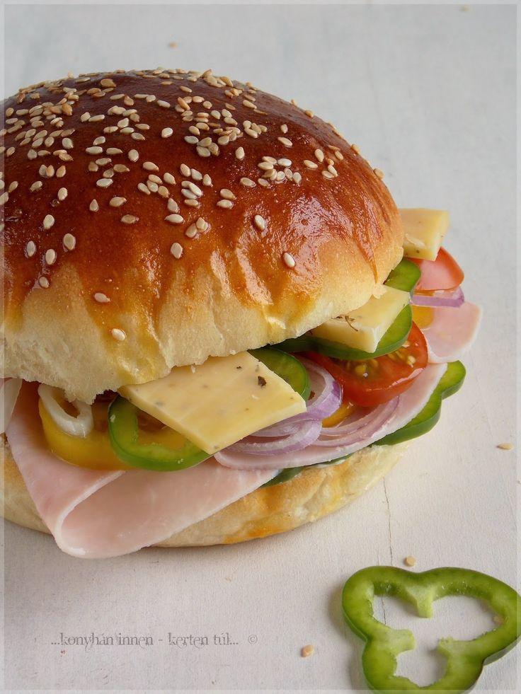 Hamburgerzsemle