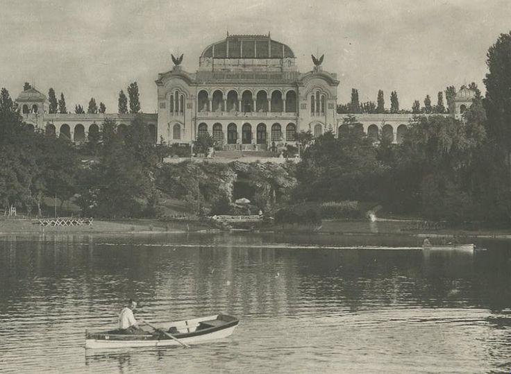 Image result for PODUL DIN parcul carol 1906
