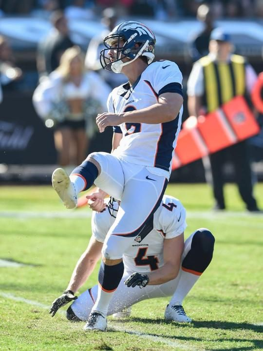 Bradon McManus - Broncos vs Raiders (11/9/14)