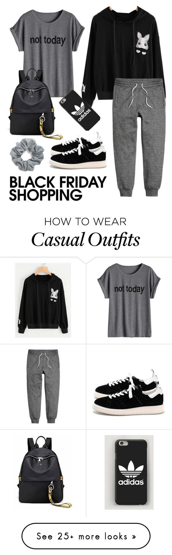 """""""Black Friday Shopping"""" by volitairia on Polyvore featuring Golden Goose and Natasha"""