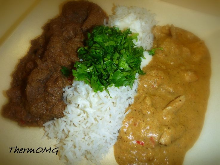 Coconut Chicken Curry — ThermOMG