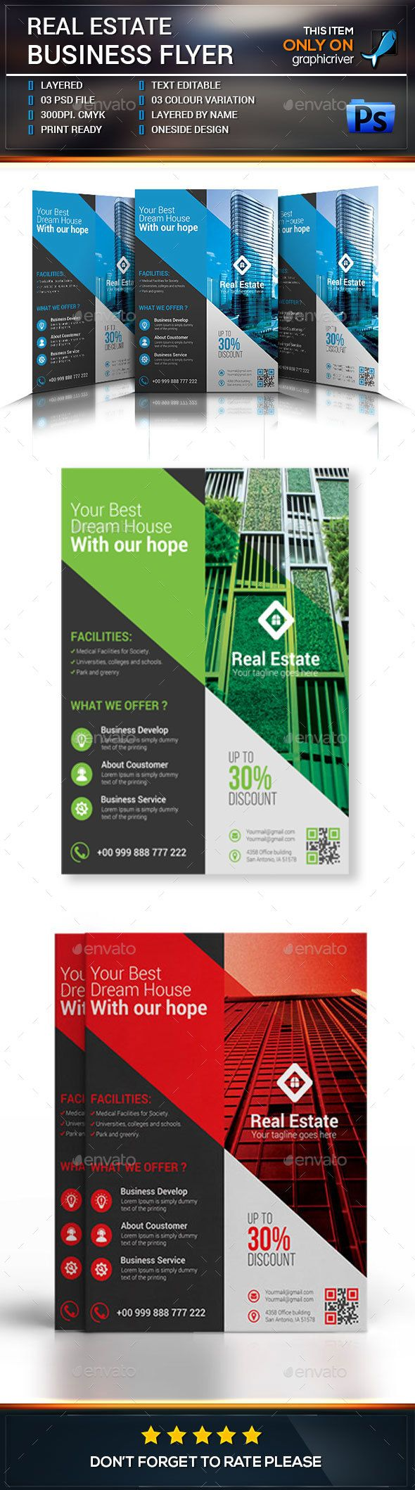 17 best ideas about flyer design templates flyer real estate flyer
