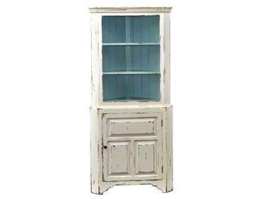 Bramble Living Room Benjamin Corner Cabinet 24472   Hickory Furniture Mart    Hickory, NC