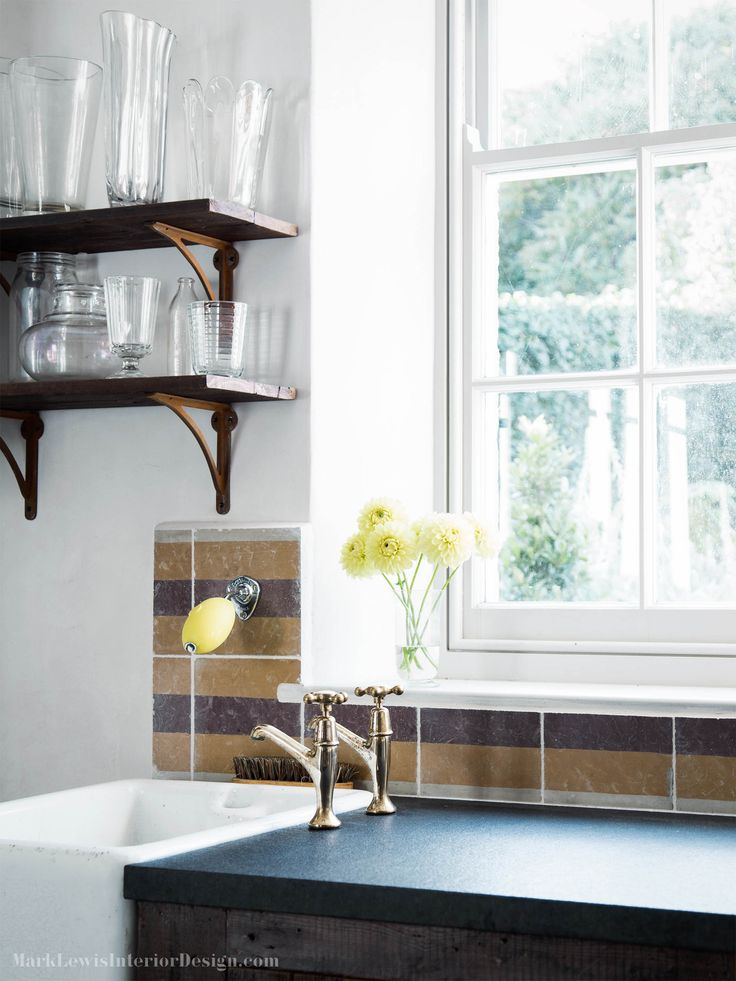 Kit Out Your Utility Room With Aged Cast Iron Brackets From The Mark Lewis Interior Design