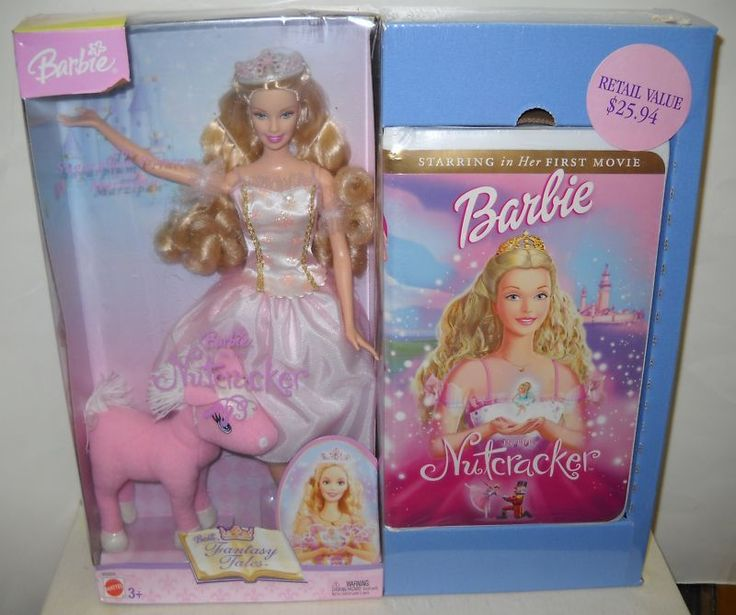 barbie in the nutcracker doll - photo #32