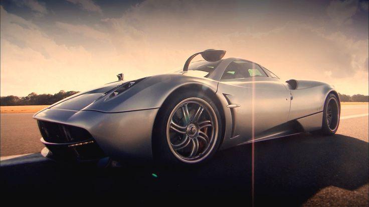 Pagani Huayra - Richard Hammond reviews - Top Gear Series 19 - BBC