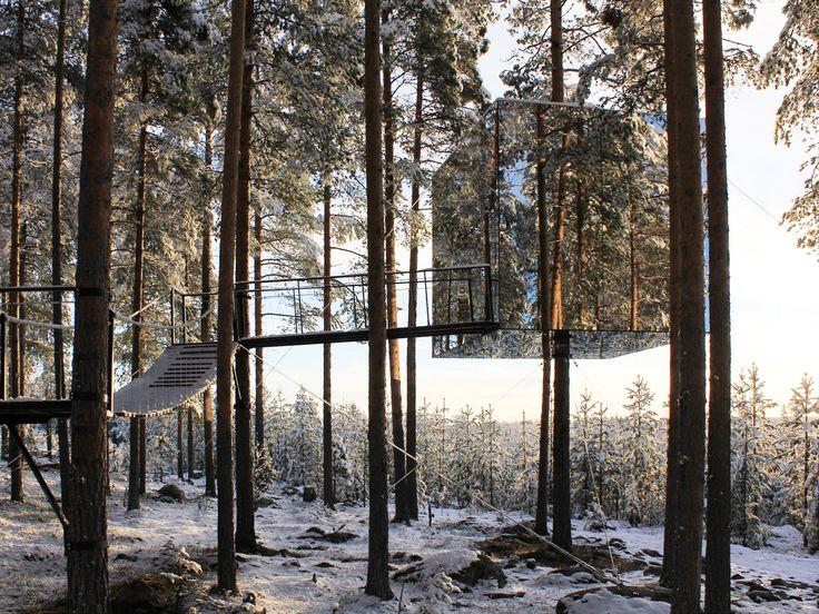 Treehotel   Jetsetter