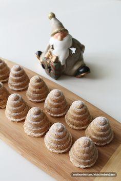Piramide od lješnjaka by Milicza — Coolinarika