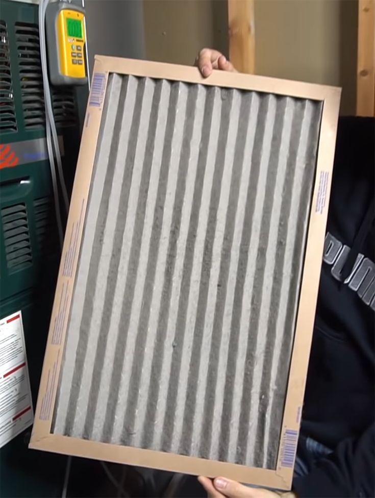 Cheap 20x25x1 air filter air filter allergen air filter