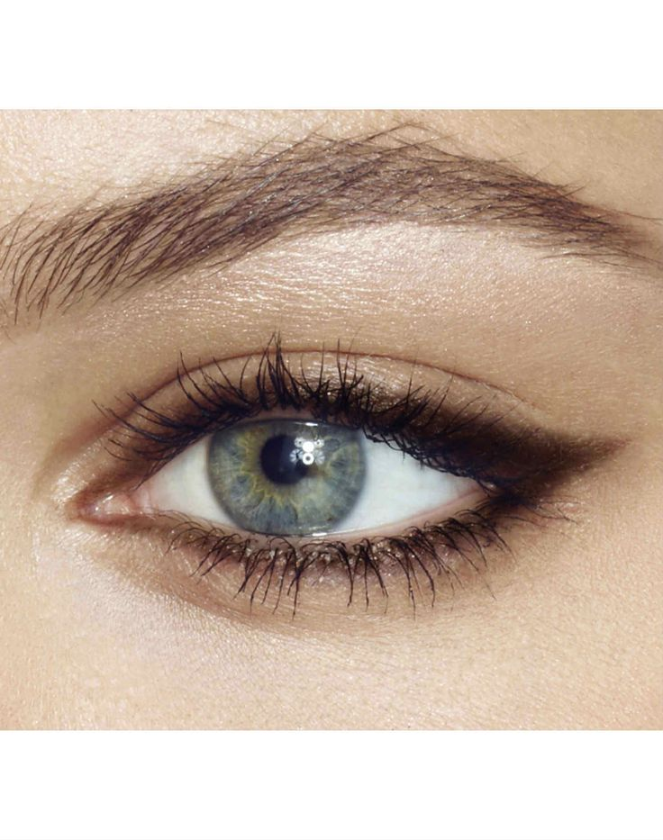 The Classic : Audrey | A soft dark brown eyeliner pencil for an effortless sophisticated look!