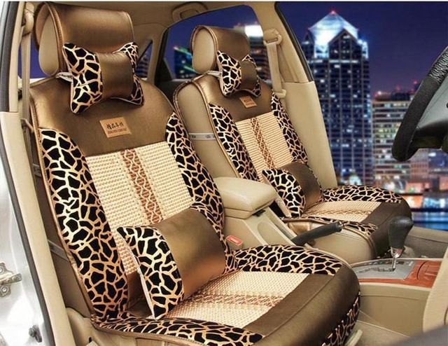 Cheap Car Leather Seat Buy Quality Skinny Directly From China Cover For Suppliers Four Season Sice Silk Super Cool Luxury PU