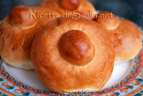 Ricette di Sicilia - http://www.ricettedisicilia.net/it/dolci/brioche-siciliana/