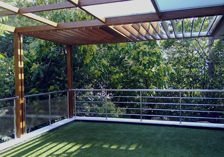 Wood Shade Europa Pergola providing a higher aesthetic result!  Find out more @ http://www.profil.gr/index.php/en/products/pergolas.html