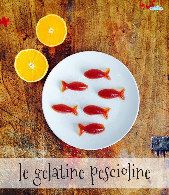 Quandofuoripiove: Liberiamo una ricetta (superfacile): le gelatine all'arancia