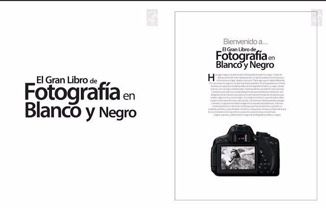 Vive, que no es poco.: Revista gratuita: La Fotografía en Blanco y Negro
