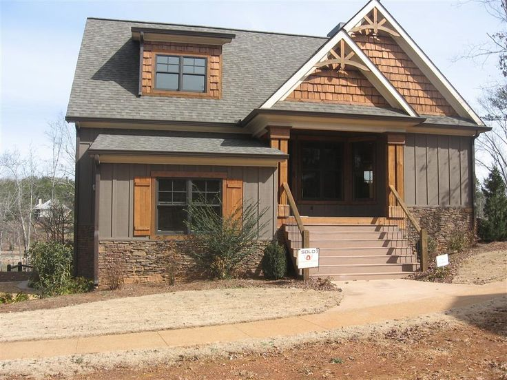 97 best images about exterior pictures of homes on for Craftsman log homes