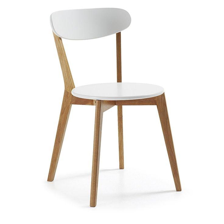 muebles de casa sillas blancas comedor forma estilo nrdico taburetes sillones baratas escandinavo