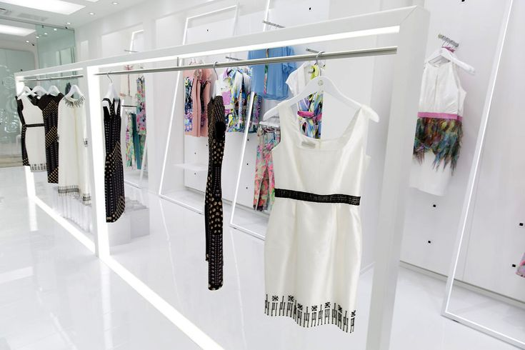 Vanessa Gounden opens her flagship store in London and chosees Effebi as her partner for shopfittings. Read more...