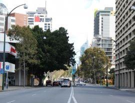 East Perth Terrace Road