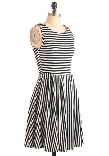What's the Lineup? Dress   Mod Retro Vintage Dresses   ModCloth.com
