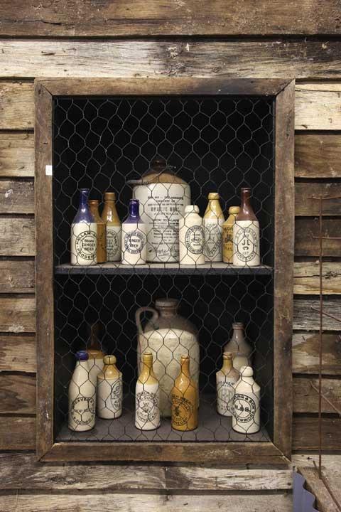 Clunes bottle museum