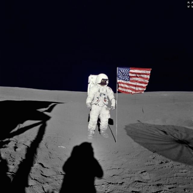 Sixth Man to Walk on Moon (Edgar Mitchell) Says Aliens Prevented Nuclear War