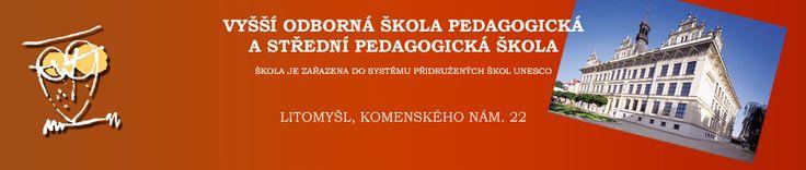 VOŠP a SPgŠ Litomyšl - Předškolní vzdělávání