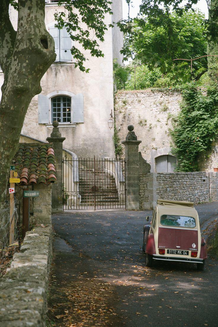 Esparron de Verdon, Provence