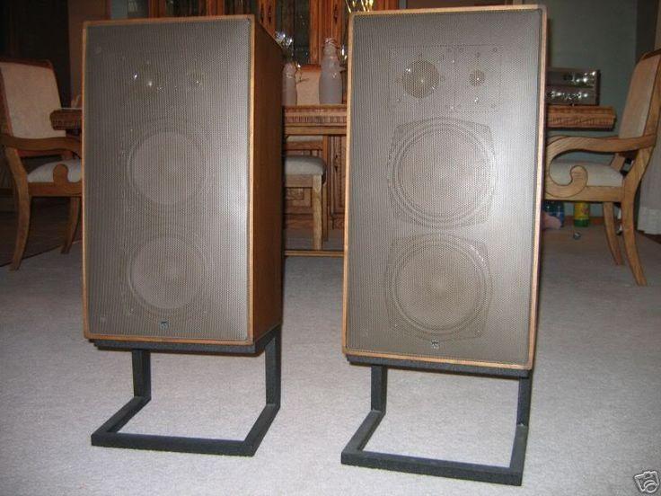 Bajar y subir la frecuencia de resonancia y proyecto open frame C005ab672cc49ecbf4a9282cb418a811--speaker-stands-stereo-speakers