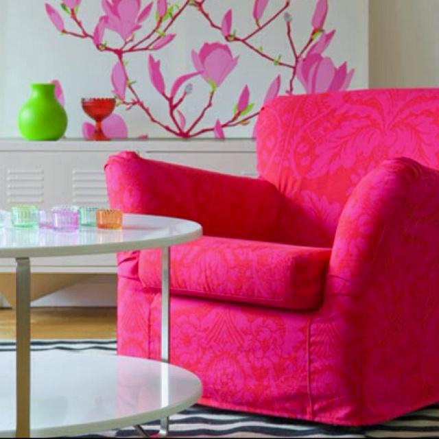 Marimekko - hot pink
