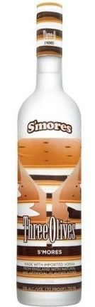 Liquor Outlet Wine Cellars Three Olives S'Mores Vodka