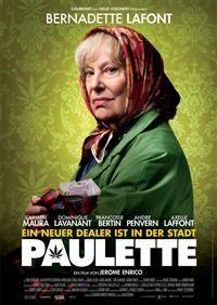 Paulette ist eine ruppige 80-jährige Dame, die weiß, was sie will – und auch, was sie nicht will. Dass sie ganz allein in einem zwielichtigen Pariser Vorort lebt, kann sie nicht schrecken. Nur ihre allzu schmale Pension bringt Paulette immer wieder auf die Palme. Als ihr eines Abends beim Müllrausbringen ein Päckchen Marihuana in den Schoß fällt, beschließt Paulette, ihrer Geldmisere ein Ende zu machen. Paulette wird Haschisch-Dealer! Als ehemalige Konditor-Meisterin bringt sie für diesen…