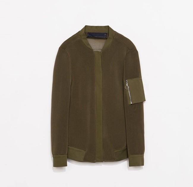 Colours: khaki green for winter