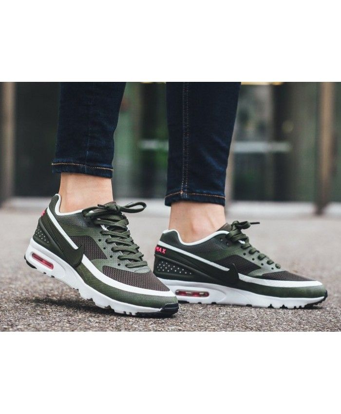 newest collection 41b70 e3f52 Nike Air Max Classic BW Womens Cargo Khaki