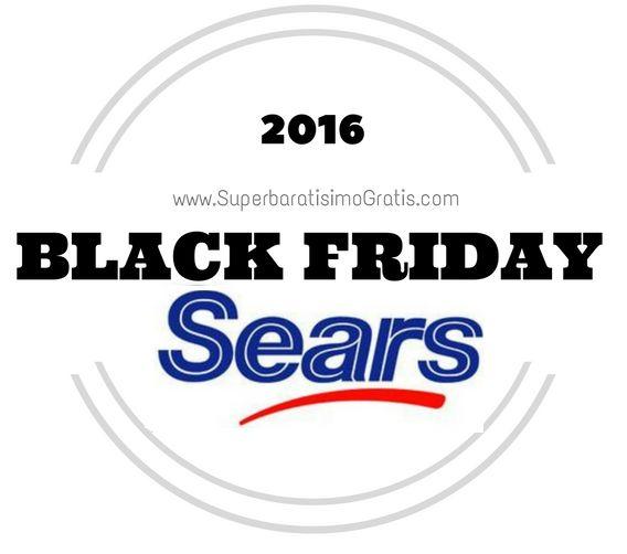 Ofertas de Viernes Negro 2016 súper baratísimo o GRATIS en Black Friday SEARS #blackfriday – Súper Baratísimo o Gratis