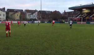 AFC Liverpool 1-2 Barnton FC