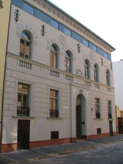 Ferencváros: Felújították a Márton utca 5/A szám alatti lakóházat