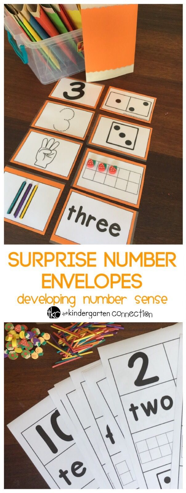 Build number sense and work on skills like number identification, counting…